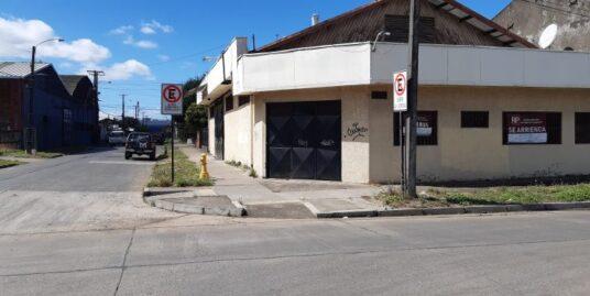 TEMUCO VENDE Y / O ARRIENDA  LOCAL COMERCIAL