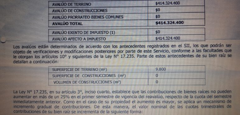 ASPECTOS TECNICO DEL TERRENO COMERCIAL 1